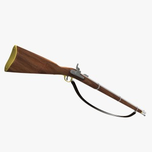 Civil War Musket
